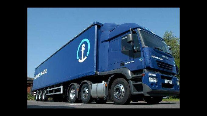 Kühne + Nagel erweitert Straßentransportnetz in Frankreich