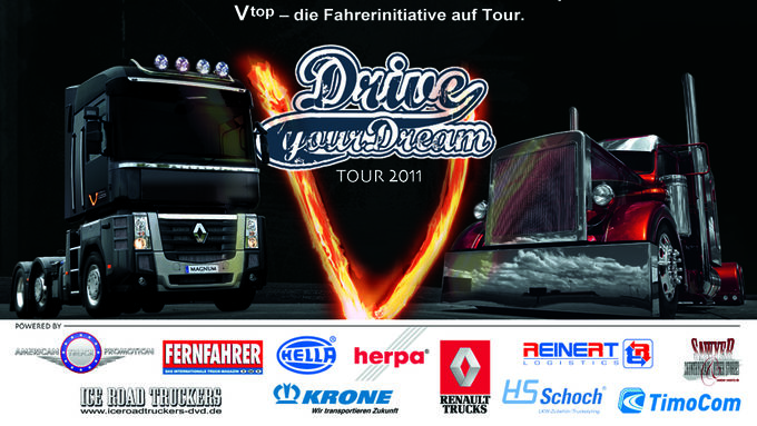 Logo Drive you Dream Tour