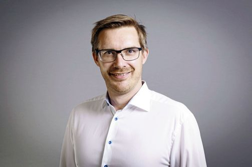 Marcel Frings, Chief Commercial Officer, CCO, bei der DHL-Tochter Saloodo