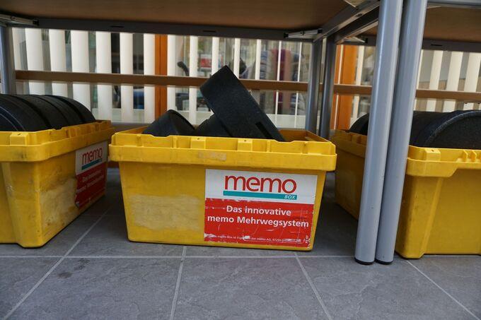 Memo, memo ag, ökologisch, Umwelt, Memo Box