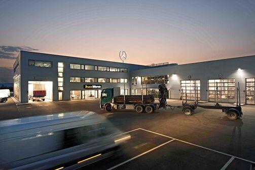 Mercedes Truck Works