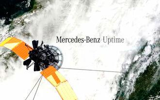 Mercedes, uptime