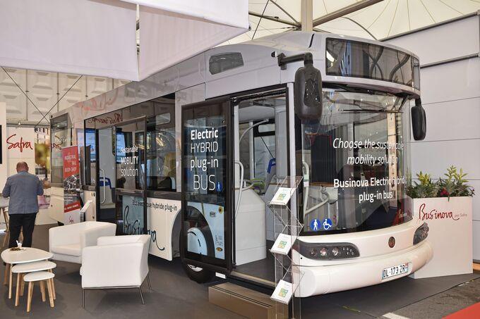 Messe Bus World Kortrijk 2018