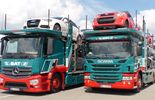 Mosolf SAT Spezialtransporter