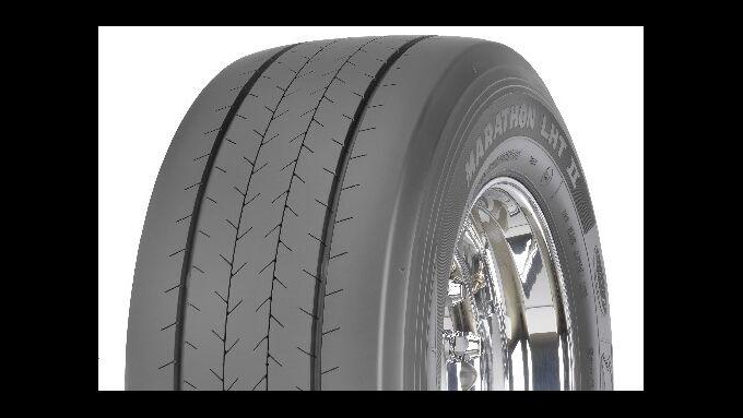 Neue Reifengeneration für Trailer von Goodyear Dunlop