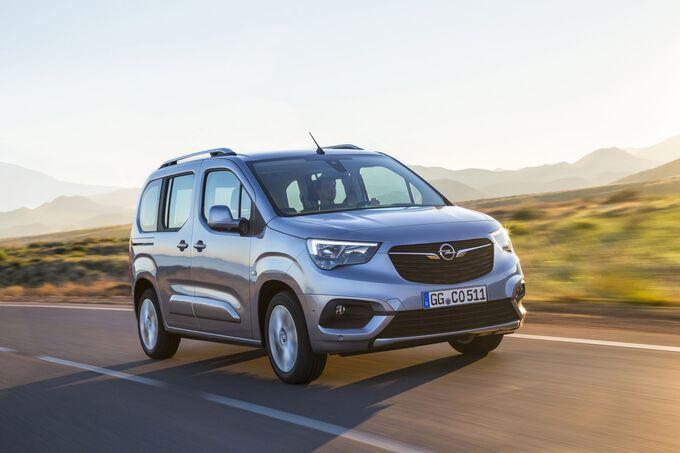 Opel Combo (2018)