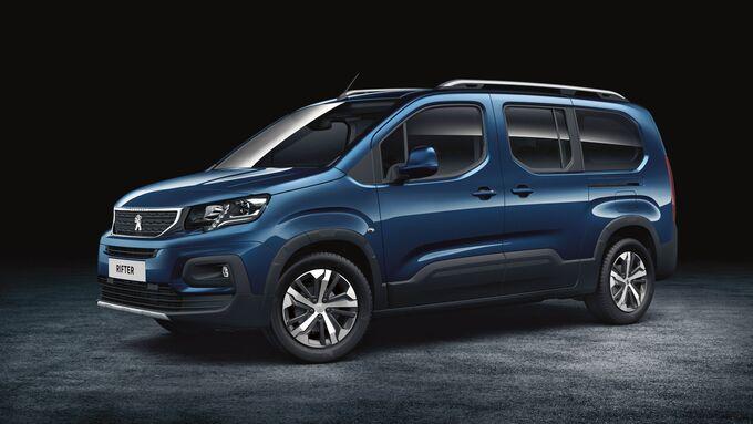 Peugeot Rifter (2018)