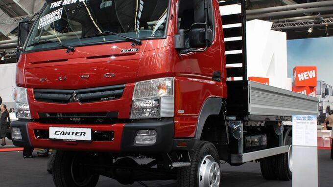 Rai, Mitsubishi Fuso Canter