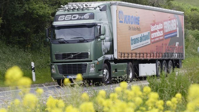 Raps, Grüne Logistik, ETM Truck