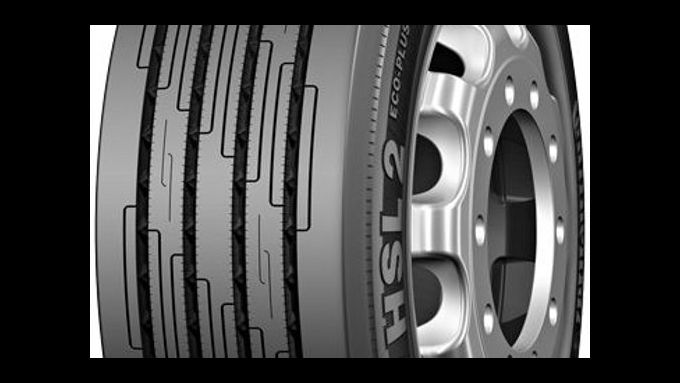 Reifen für höhere Lasten auf der Vorderachse