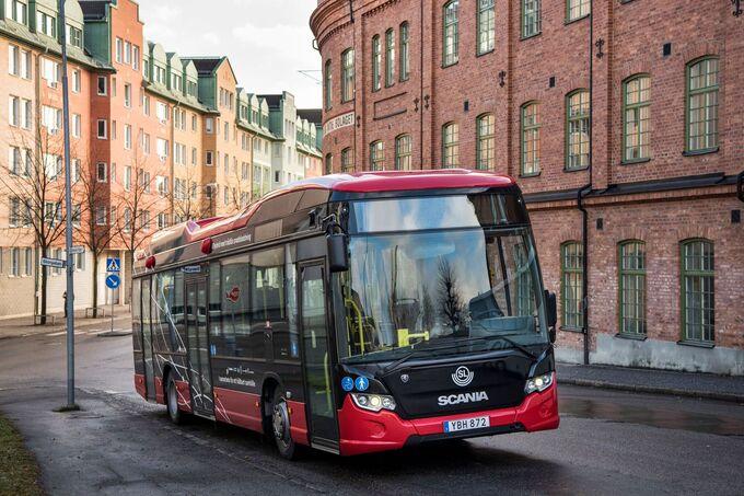 Scania Elektrobus