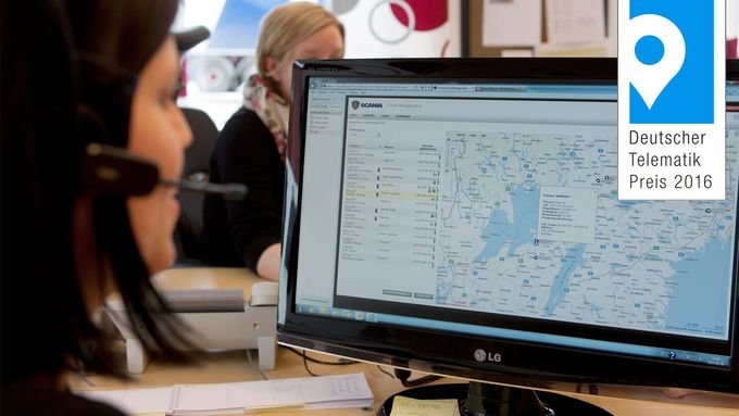 Scania Fleetmanagement