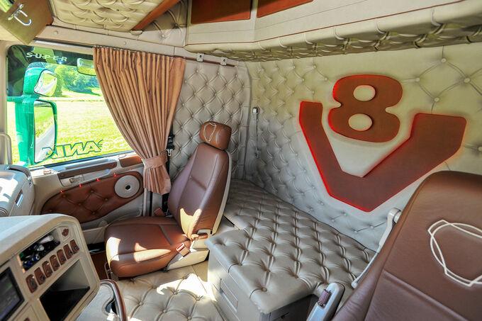 spedition bohn scania greenfighter f r manuel h fner. Black Bedroom Furniture Sets. Home Design Ideas