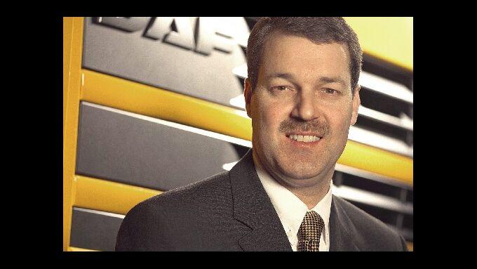 Schippers neuer DAF-Vorstand