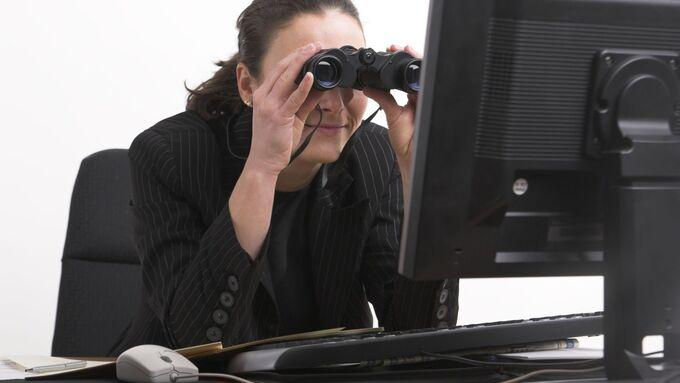 Suchen am PC