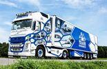 Super Truck Volvo History