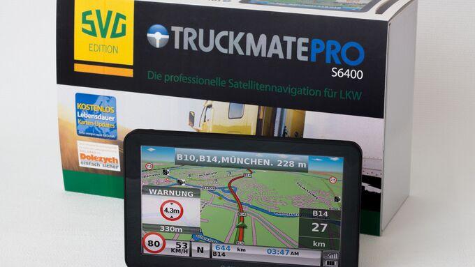 Truckmate Pro SVG