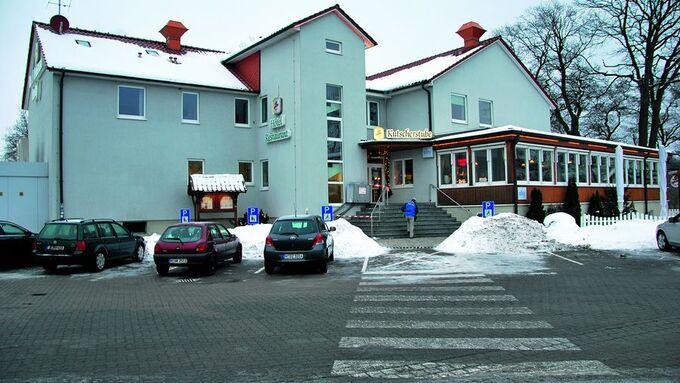 Truckstop, FF 0311, Autohof Mellendorf, A7, Außenansicht