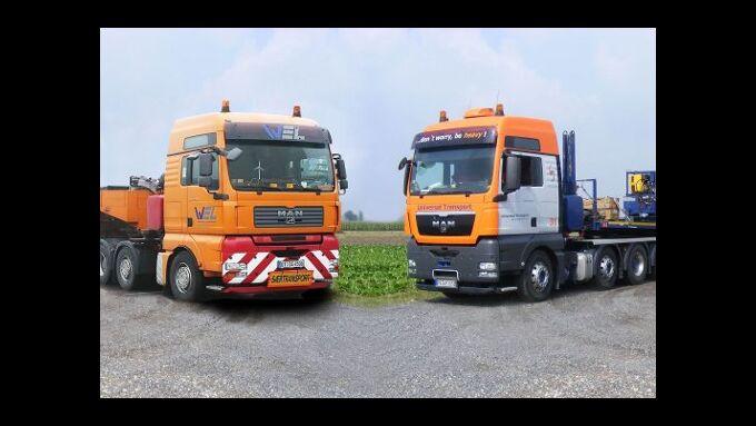 Universal Transport kauft Windenergie Logistik