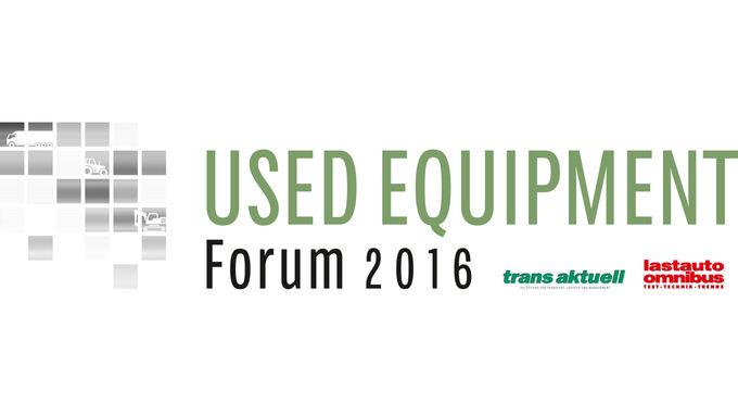 Used Equipment Forum