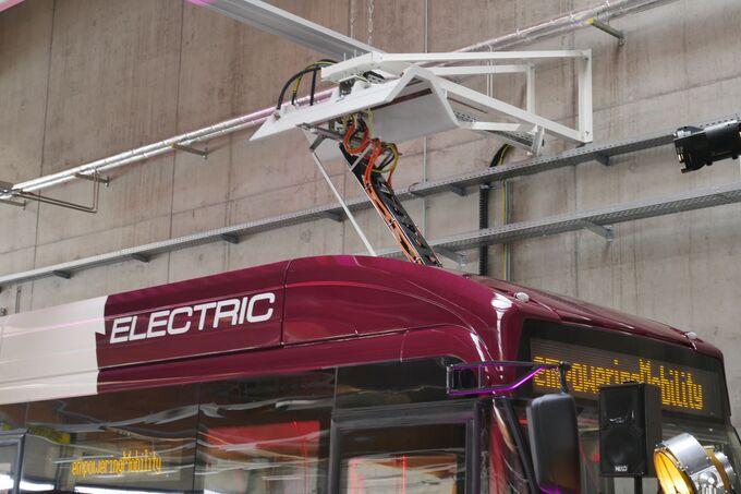 VDL Citea LLE-99 electric Luxemburg