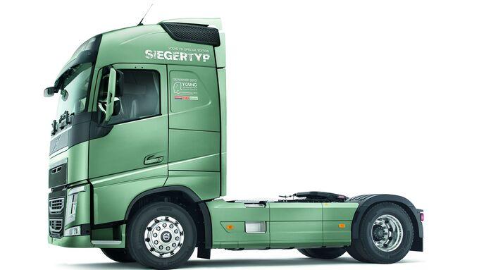 Volvo FH Sonderedtion für Fahrernachwuchs