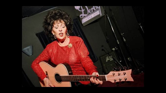 Wanda Jackson gehört zur Rock and Roll Hall of Fame