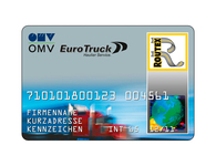 OMV Euro Truck Card
